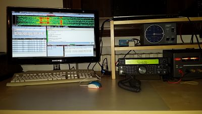 IQ3ME in Contest WW WPX RTTY