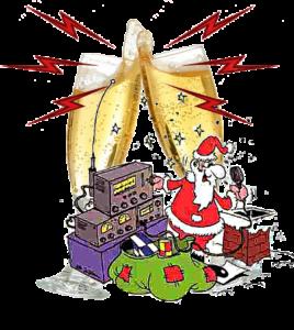 Babbo Natale & brindisi