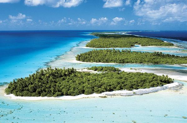 Atollo di Rangiroa